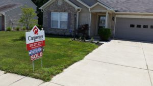 Our Danville listing that sold in 9 hours.